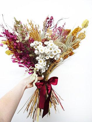 Buquê de Flores Secas -  G