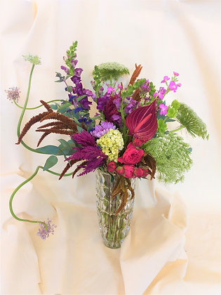 Arranjo de Flores Frescas - M