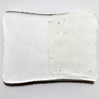 Sem título, 2016 Encáustica sobre gesso 14x21cm