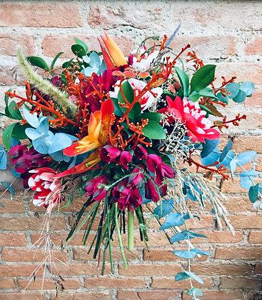 Buquê de Flores Frescas - GG