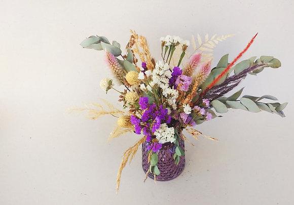 Arranjo de Flores Secas - PP