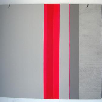 Sem título XVII, 2014 Tinta acrílica sobre placa cimentícia 70x60 cm