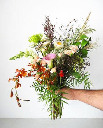 Buquê de Flores Frescas - G