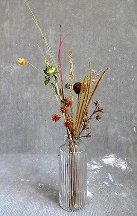 Mini Arranjo de Flores Secas
