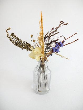 Mini Arranjo - Vaso Canelado