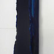Roberta Tassinari Sem título  (vista frontal), 2019 cera de abelha e pigmento em pó 25x15x7 cm
