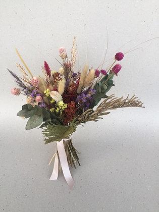 Buquê de Flores Secas -  M