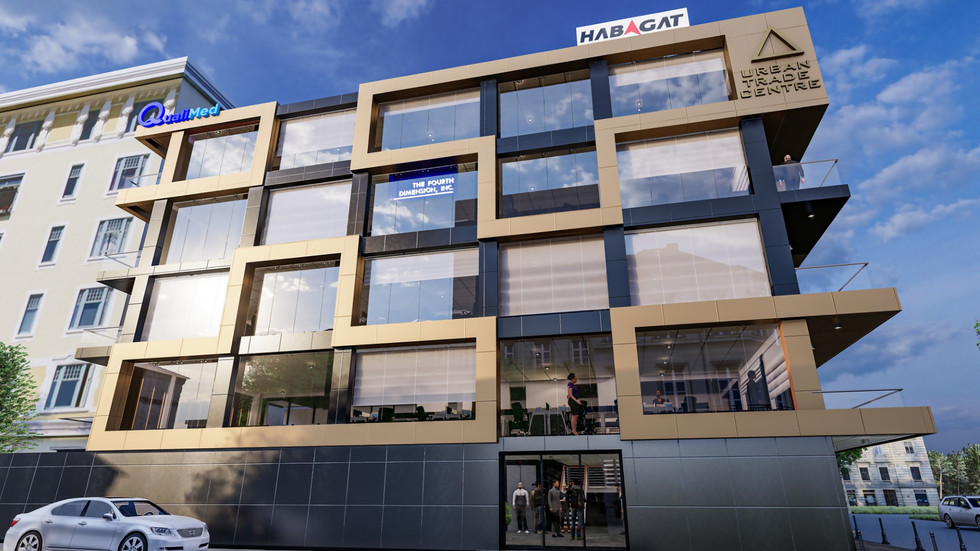 Commercial Office spaces By dream space Gurugram