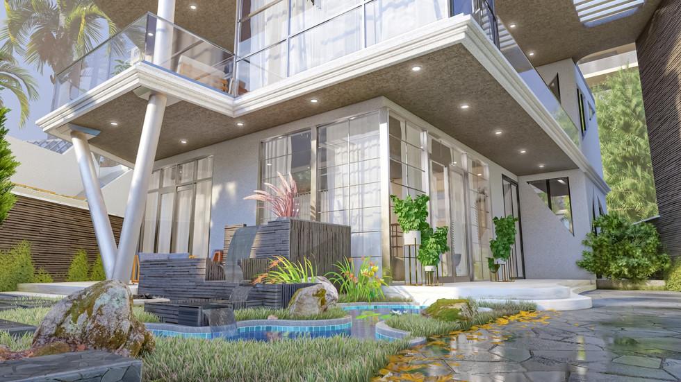 Industrial Style home Gurugram