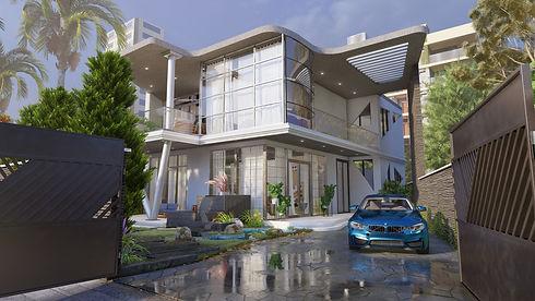 Contemporary homes, Gurugram