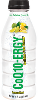 CoQ10-ERGY Lemon Lime 16 Ounce Water