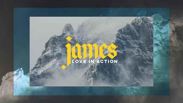 james title slide