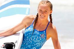Nicola Owen on her Phoenix Ocean Ski