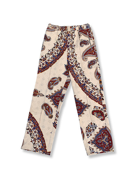 ARCHIVE IRANIAN PRINT TROUSERS