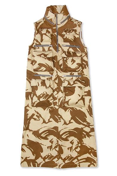 CAMO ARMY UTILITY DRESS