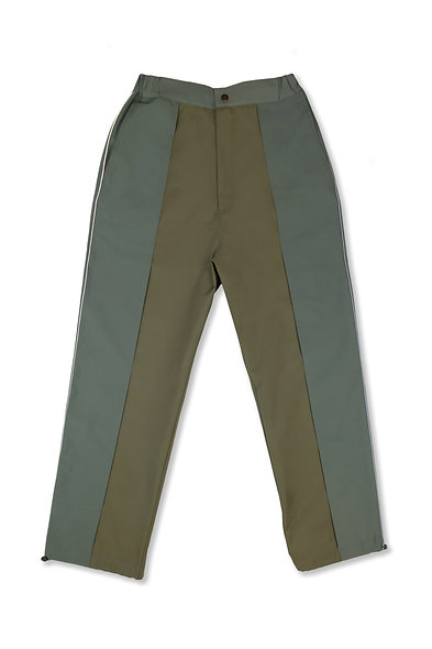 RECYCLED 3M PLEAT TROUSER