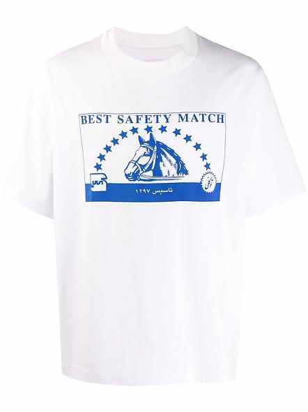 BEST SAFETY MATCH T-SHIRT