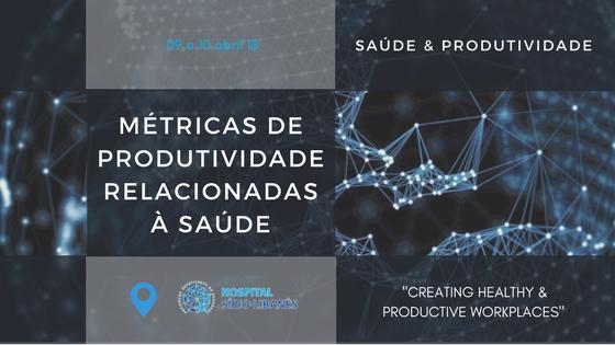 Métricas de produtividade relacionadas à Saúde