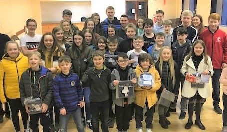 Junior Sailing Awards 2019