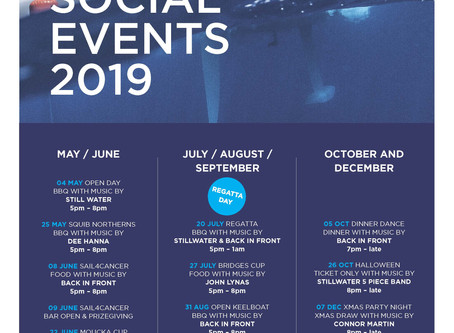 KYC Social Events Calendar 2019