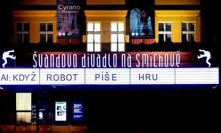 První divadelní hra napsaná umělou inteligencí
