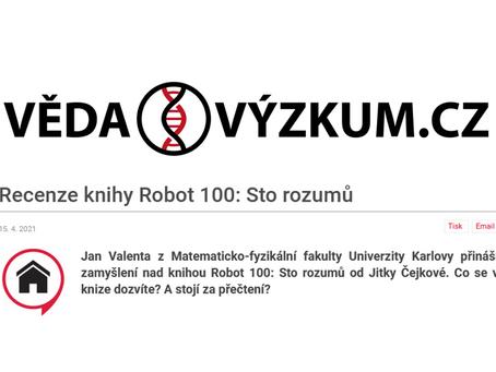 Další recenze knihy Robot 100: Sto rozumů