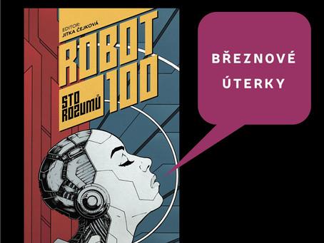 Seriál na pokračování o knize Robot 100