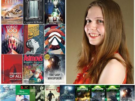Julie Nováková a 2 knihy Robot 100