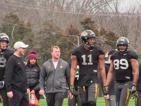 Tiger Position Preview: Tight End