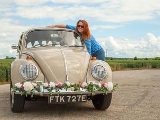 Vintage Wedding Car Hertfordshire, Cambridgeshire & Bedfordshire
