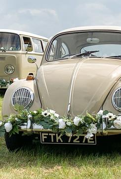 VW Campervan & Beetle