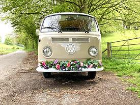 Wedding Campervan Hertfordshire, Cambrid