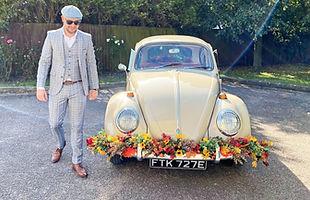 Chauffeur Driven Wedding Car Hire Servic