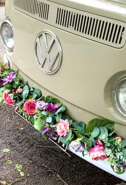Wedding Campervan Hertfordshire, Cambridgeshire & Bedfordshire