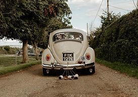 Vintage Wedding Car Hertfordshire, Cambr