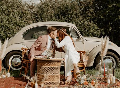 10 AMAZING BOHO WEDDING IDEAS