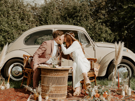 10 AMAZING BOHO WEDDING IDEAS
