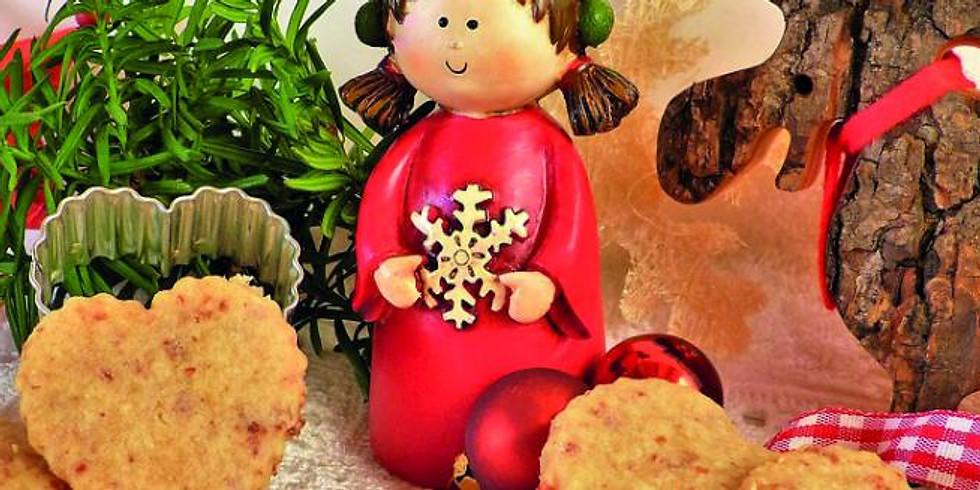 Julekagebagedag med Lisa Kaastrup
