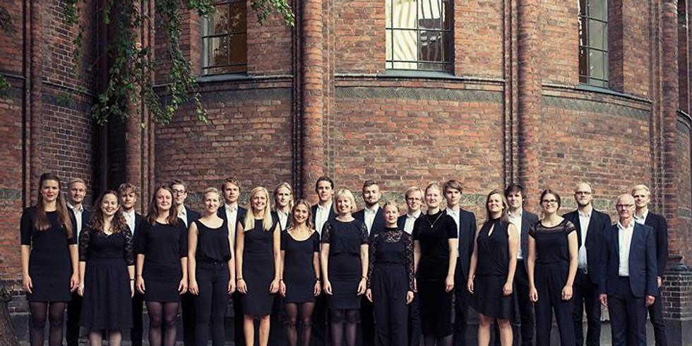 Julekoncert med Det Unge Vokal Ensemble (DUVE)
