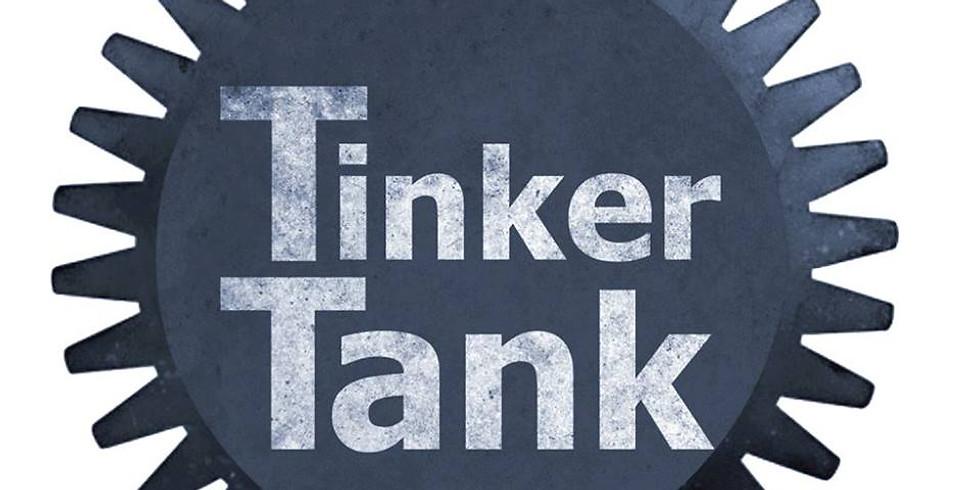 TinkerTank start-up workshop: Pallesofaer og hynder.