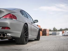 BMW 650i E63 / HB04