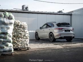 Porsche Cayenne E-Hybrid / EH176