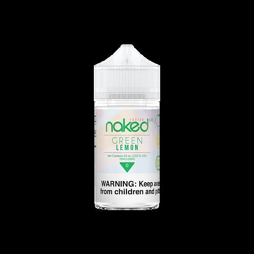 Naked 100 Fusion - Lemon