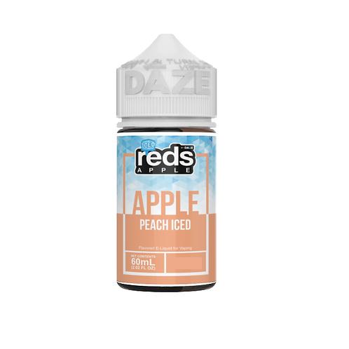 Reds E-Juice - Peach Iced