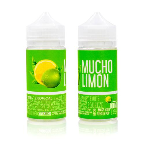 MUCHO Ejuice - Limon
