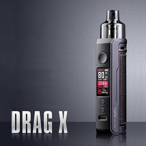 Voopoo Drag X Pod Mod Kit - The Knights