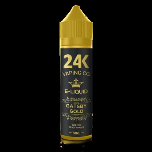 24K E-Liquid - Gatsby Gold