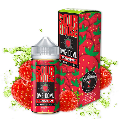 Sour House - Strawberry