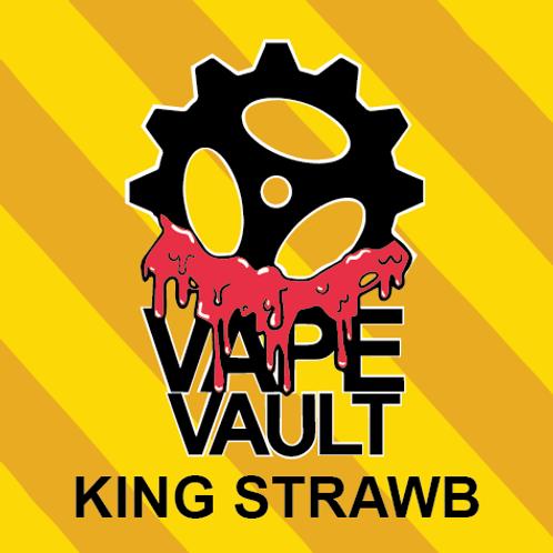 Vape Vault - King Strawb