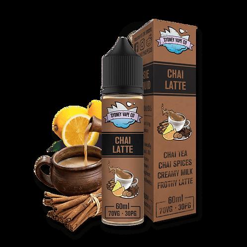 Sydney Vape Co - Chai Latte